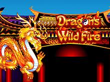 Бушующее Пламя Дракона - игровой слот с встроенным демо режимом